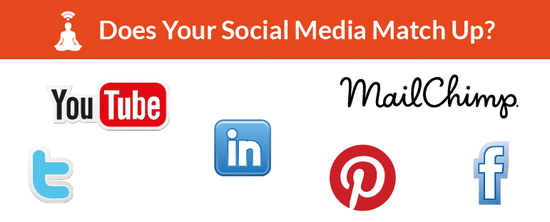 Does Your Social Media Match Up?